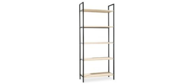 "Darley 72"" 5 Shelf Ladder Bookcase - Threshold™"