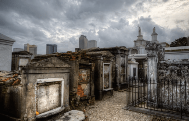 St Louis Cemetery No 1 New Orleans