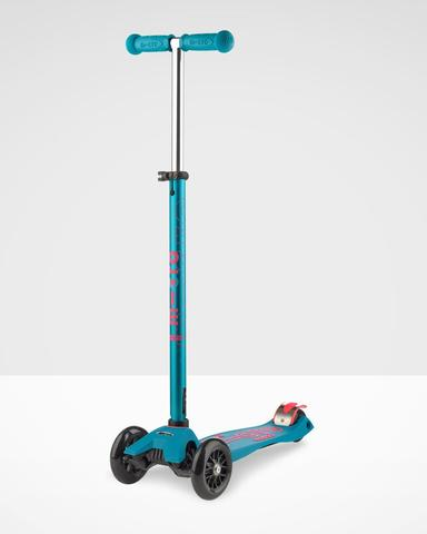Deluxe Maxi Micro Scooter - Aqua