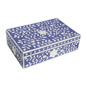 Meridian Bone Inlay Box