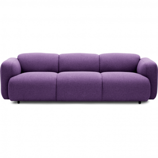 Norman Copenhagen Swell 3-Seater Sofa