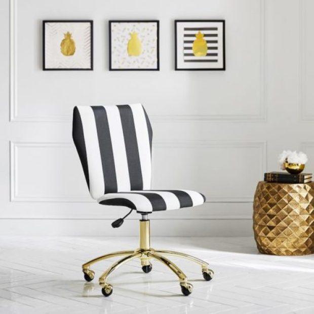 The Emily & Meritt Stripe Airgo Chair