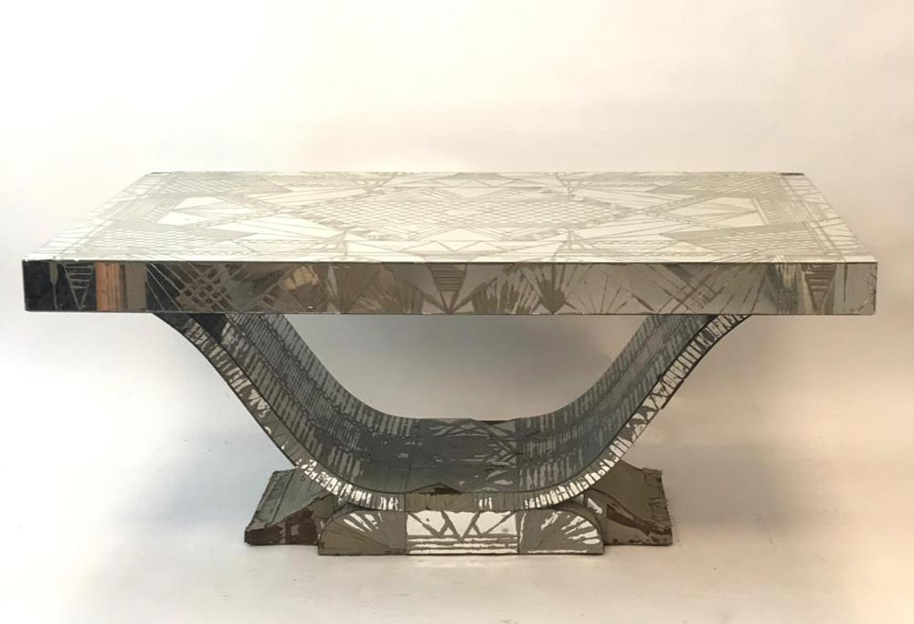 vers 1930 rare table art