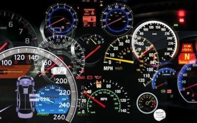Car Clocking Revealed.