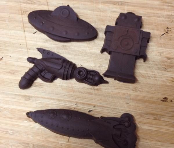 chocolateRocket