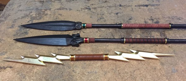 bolt-and-spears