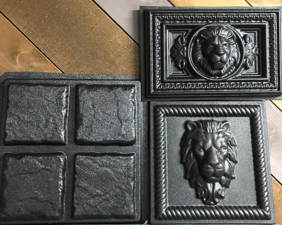 CarveWright molds