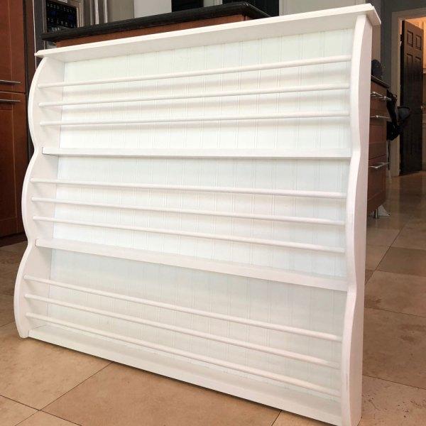 CarveWright made book rack