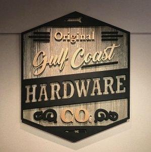 Vintage Hardware Co. Sign
