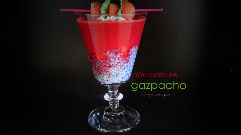 watermelon gazpacho fotor