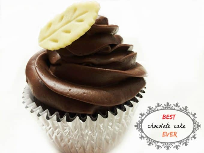 Best Eggless Chocolate Cake Cupcakes