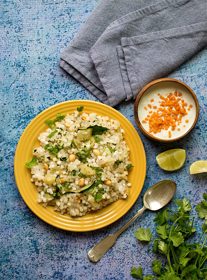 how-to-make-the-perfec-non-sticky-sabudana-khichadi-vegan