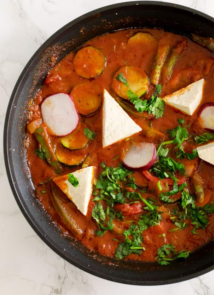Spicy-vegan-jungle-curry
