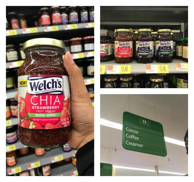 Welch's at Walmart