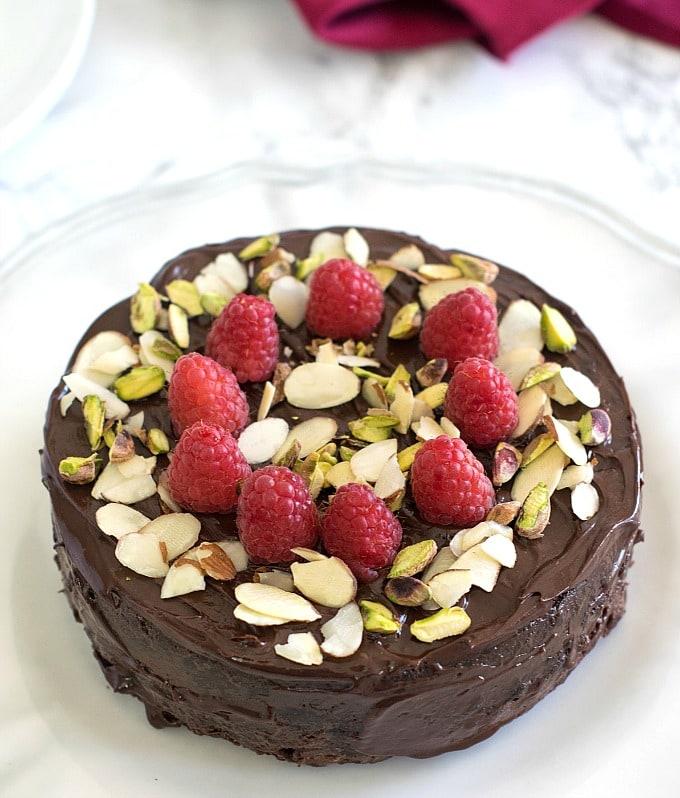 Instant Chocolate Cake Microwave