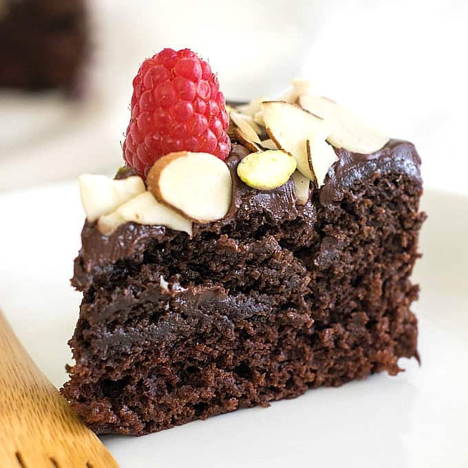Best Vegan Chocolate cake in instant pot / pressure cooker / baking