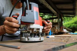 benefit of a wood router