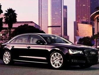 Audi A8 Impresses City Drivers