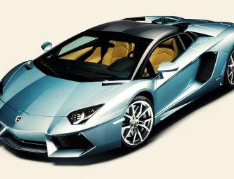 Fine Form: Lamborghini's Aventador