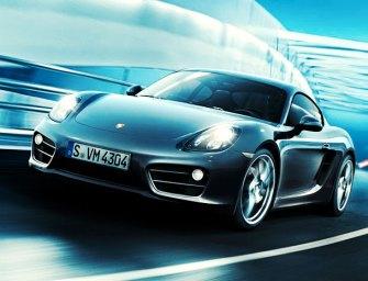 """Porsche Cayman S Is No """"Porsche Lite"""""""