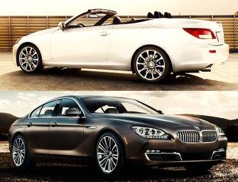 New Lexus & BMW Models Stir The Soul Make New Car Ownership Fun Again!