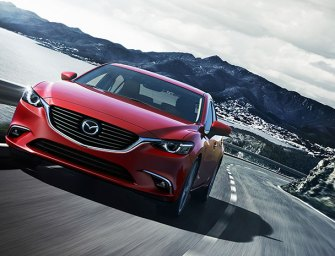 Mazda Gains On Reputation As A Scrappy Contender