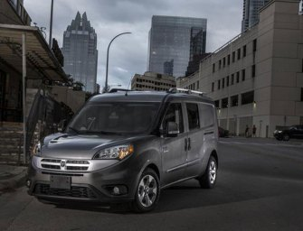 Internationally Popular Small Commercial Vans Are Taking Off As U.S. Work Vehicles