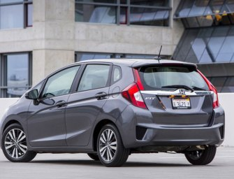 The New Honda FIT Is A Fun To Drive Hit