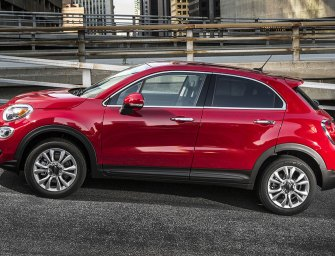 FIAT 500X Is A Tough Little Crossover SUV