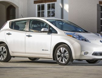 Electric car action is hot in the face of low fuel costs