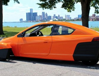 The $6,800 American Built Elio Dares To Be Different…