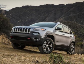Jeep Rides High Atop SUV Resurgence!