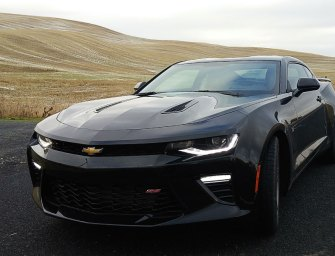 The Newest Camaro Finds Its Sporty Roots!