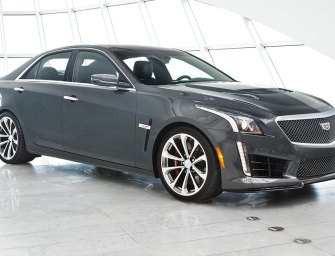 Cadillac Challenge To European Luxury Is Authentically American