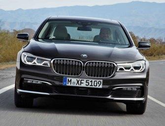 The New BMW 750i XDrive Screams… Go Big Or Go Home!