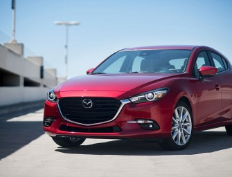 The Already Impressive Mazda3 Just Got Better!