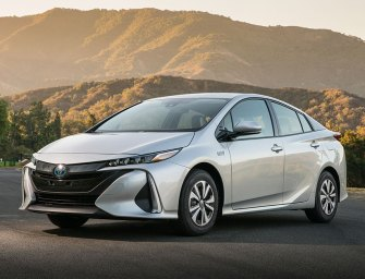 "Toyota Best Positioned for Electrified Vehicle Growth with Prius as ""Best Compact Hybrid"""
