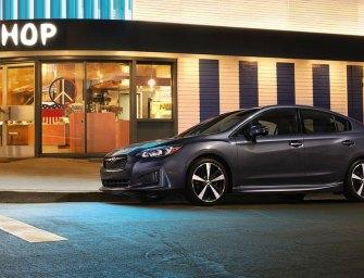 New Entry Level Impreza Makeover Signals A Big Move For Subaru