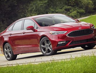 Ford Fusion Makes The Hybrid Experience Complete