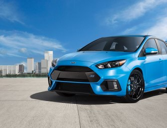 Ford Focus RS Is A Righteous Rally Rig