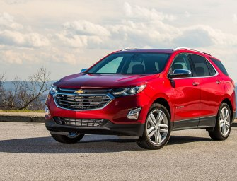 Newest Chevrolet Equinox Got Game