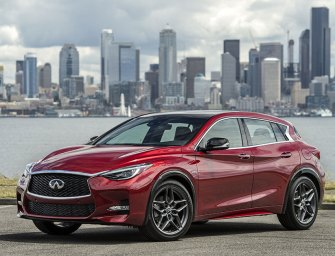 "Infiniti QX30 May Be ""The Better Mousetrap"" of Small Crossovers"