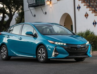 The Toyota Prius Prime Captures Market Share With Tech & Tradition