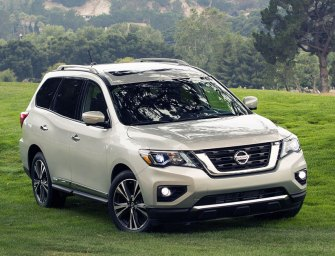 4th Generation Nissan Pathfinder Popularity Rolls On