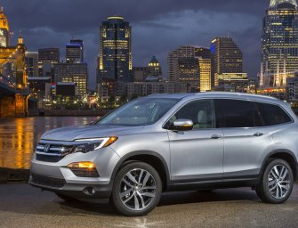 The Honda Pilot Means To Maintain Its Lead