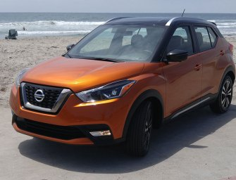 Nissan Kicks Gives Extra Kick In Quest to Dominate Crossover Segment