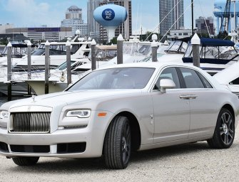 Rolls Royce Ghost Is A Dream Driver