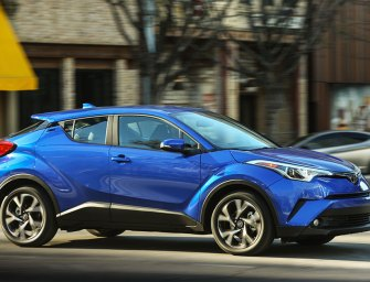 Toyota Corolla Rocks While the C-HR Vogues
