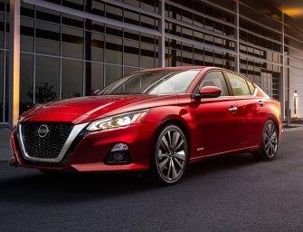 "New 2019 Nissan Altima Bucks the ""Sedan Is Dead"" Drumbeat"