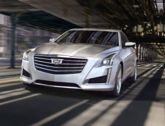 Retirement of CTS, ATS Models Makes Room for New V Treatment on Last Big Cadillac Sedan